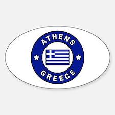 Unique Greek pride Decal
