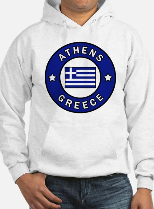 Cute Greek greece ellada athens summer hellenic ahepa Hoodie