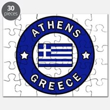 Athens Greece Puzzle