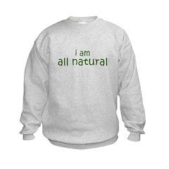 All natural Sweatshirt