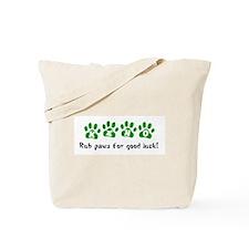 """Lucky Keno Paws"" Tote Bag"