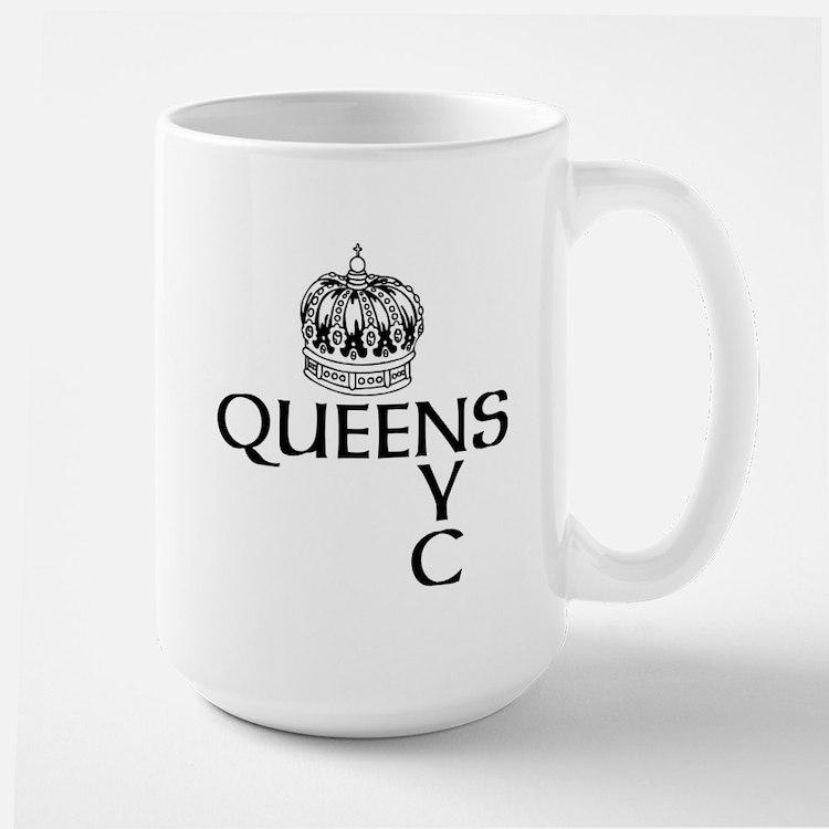 QUEENS NYC Mugs