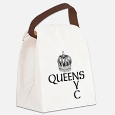 QUEENS NYC Canvas Lunch Bag