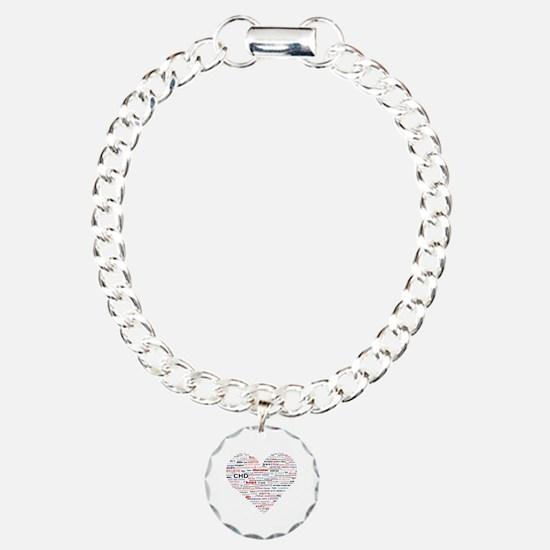 Cute Chd awareness Bracelet