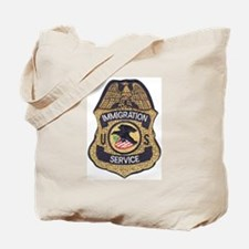 Immigration Service Tote Bag