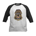 Immigration Service Kids Baseball Jersey