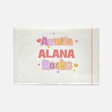 Alana Rectangle Magnet