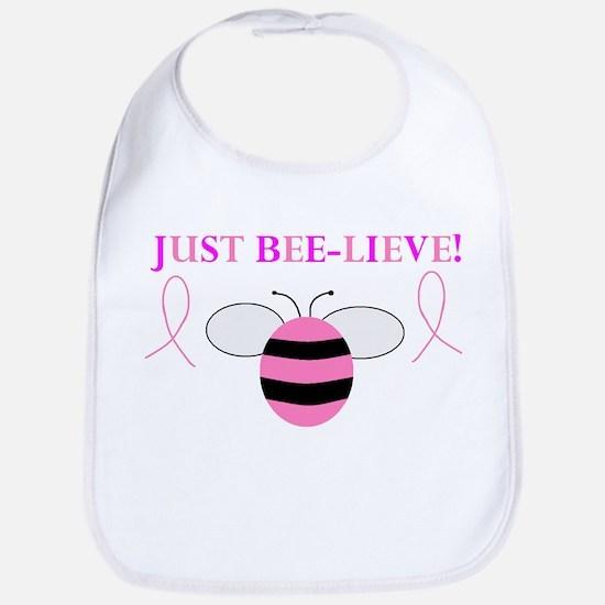 JUST BEE-LIEVE! Bib