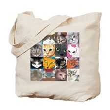Foreclosure Cats Tote Bag