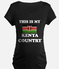 This Is My Kenya Country T-Shirt