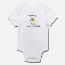 Daddy's Newest Chick Infant Bodysuit