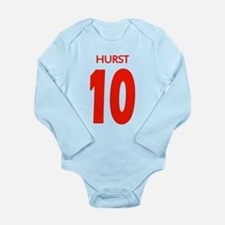 Hurst 10 Red Body Suit