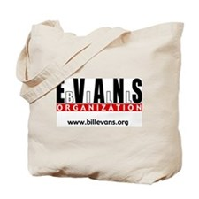Unique Evans Tote Bag