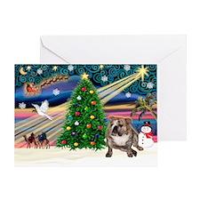 Xmas Magic / EBD Greeting Card