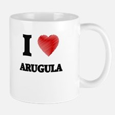 I Love Arugula Mugs