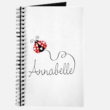 Ladybug Annabelle Journal