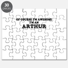 Of course I'm Awesome, Im ARTHUR Puzzle