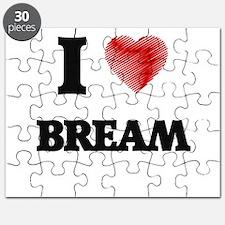I Love Bream Puzzle