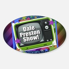 Dale Preston Show Decal