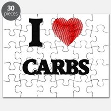 I Love Carbs Puzzle