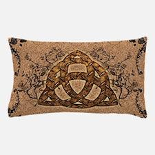 The celtic sign Pillow Case