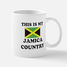 This Is My Jamaica Country Mug