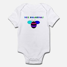 BEE COLORFUL Infant Bodysuit