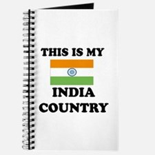 This Is My India Country Journal