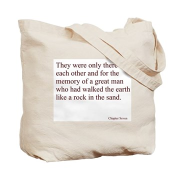 Chapter Seven Tote Bag