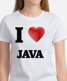 I Love Java T-Shirt