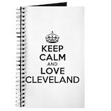 Cleveland Journals & Spiral Notebooks