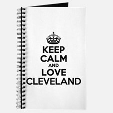 Keep Calm and Love CLEVELAND Journal