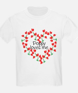 Poppy Loves Me T-Shirt