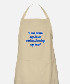Touch My Toes BBQ Apron