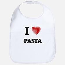 I Love Pasta Bib