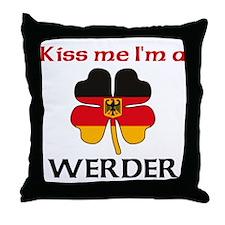 Werder Family Throw Pillow