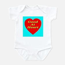 Good At Heart Infant Bodysuit