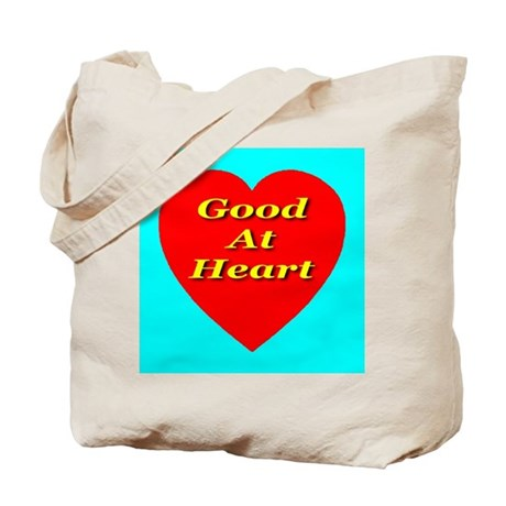 Good At Heart Tote Bag