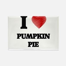 I Love Pumpkin Pie Magnets