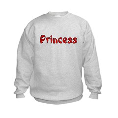 18. Princess Sweatshirt