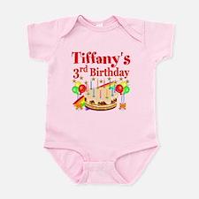 CUSTOM 3RD Infant Bodysuit