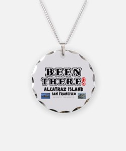 BEEN THERE! - ALCATRAZ ISLAN Necklace