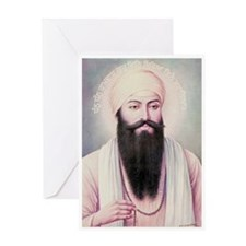 Guru Ram Das Greeting Card