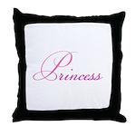 24. Princess Throw Pillow