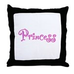 25. Princess Throw Pillow