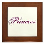 26. Princess Framed Tile