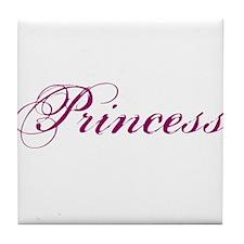 26. Princess Tile Coaster