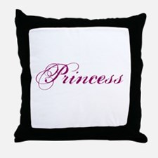 26. Princess Throw Pillow