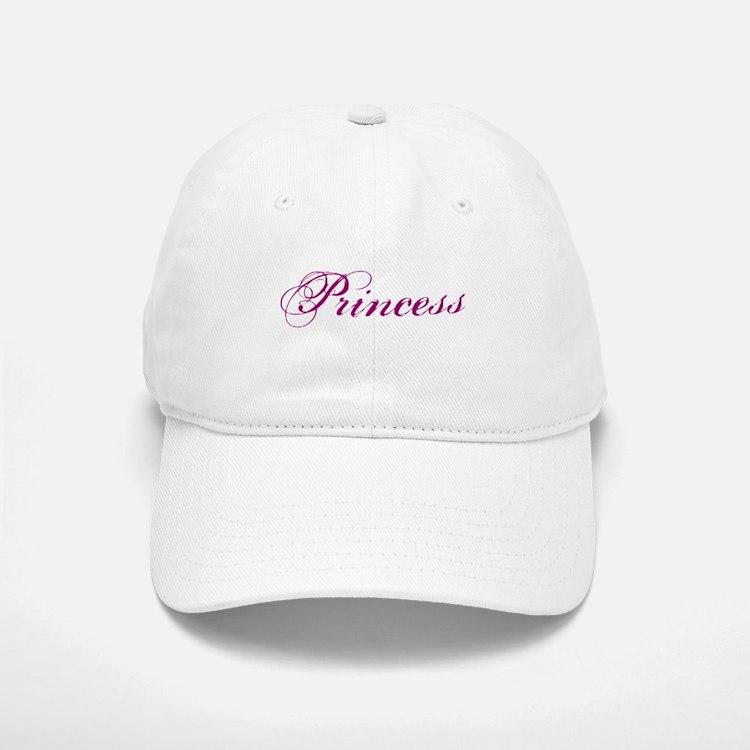 26. Princess Baseball Baseball Cap