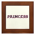 28. Princess Framed Tile